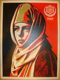 2013 Universal Personhood - Art Print By Shepard Fairey