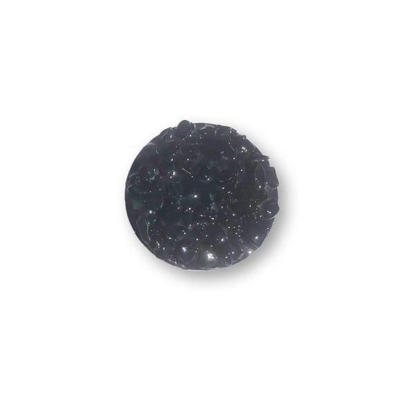 Onyx Crystal PopSocket, for Negative Energy Protection-Popsocket-Mulberry Rose