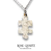 mylittlecrystal - Custom Crystal Puzzle Piece Autism Awareness Necklace