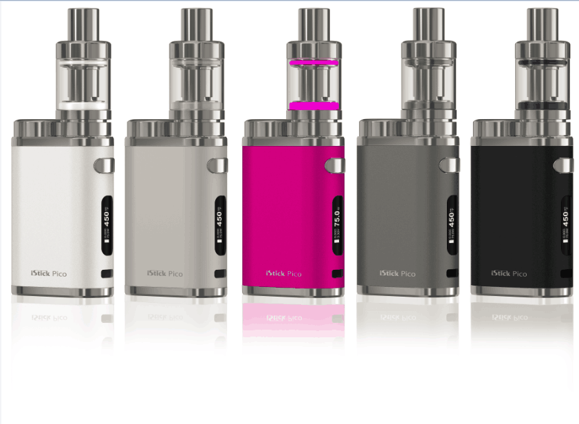ELEAF ISTICK PICO 75W 18650 STARTER KIT WITH MELO 3 MINI CLEAROMIZER