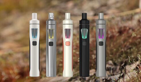 JOYETECH EGO AIO ALL IN ONE 1500MAH BATTERY LEAK FREE CHILD PROOF CLEAROMIZER STARTER KIT