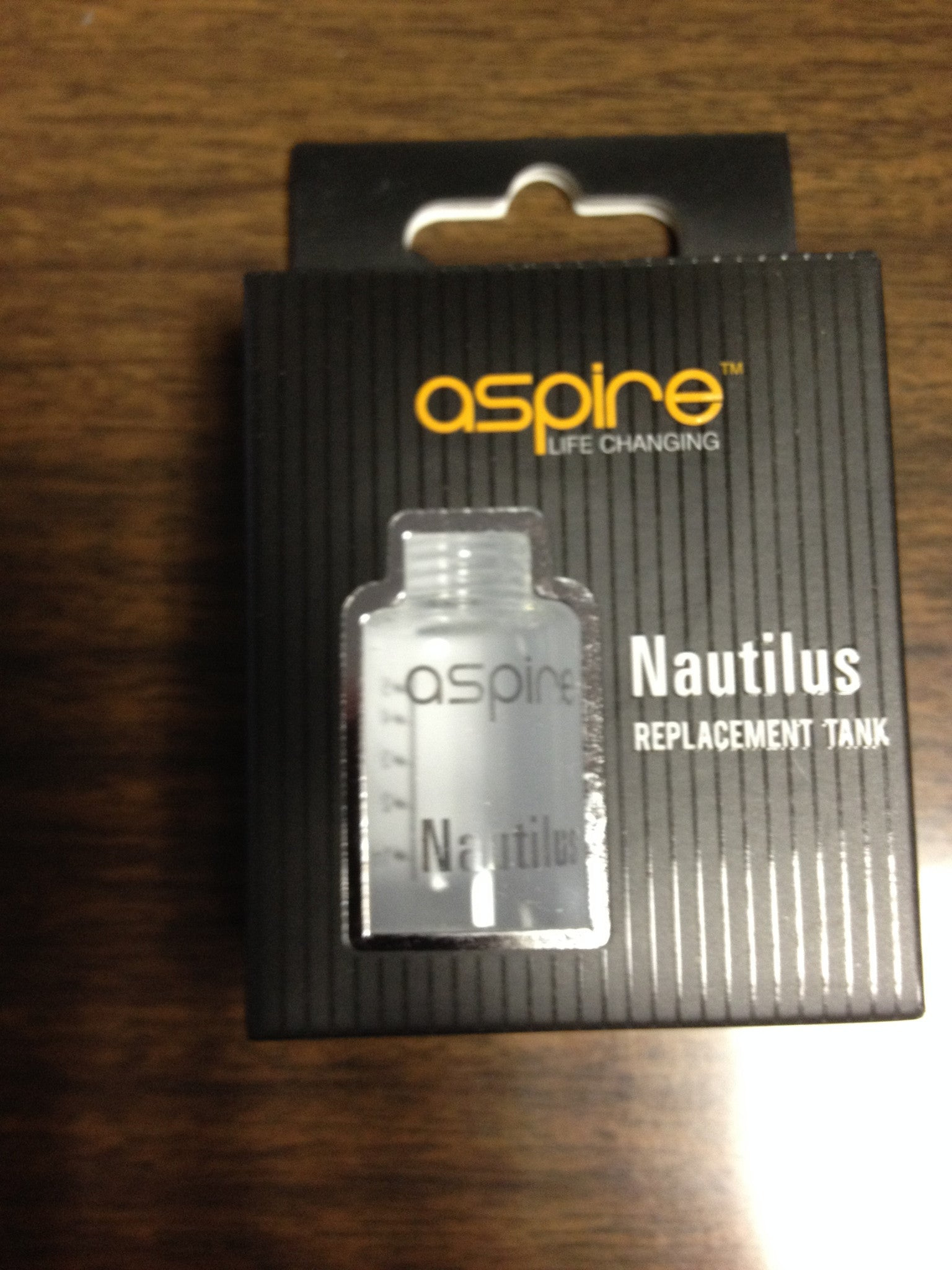 ASPIRE NAUTILUS REPLACEMENT PYREX TANK ACCESSORY