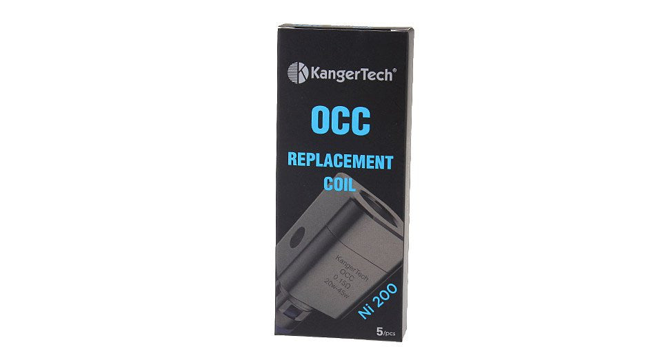 KANGERTECH NI200 OCC 0.15OHM NICKEL REPLACEMENT TEMPERATURE SENSING COILS