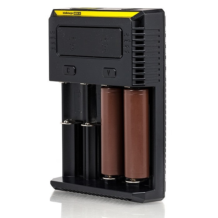 NITECORE I4 BATTERY CHARGER V2 4 BAY LION ACCESSORY