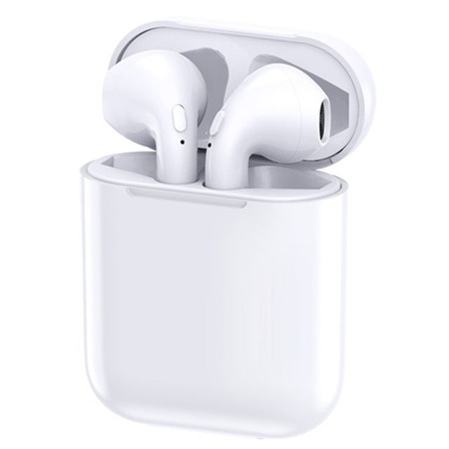BLUETOOTH EARBUDS WIRELESS HEADPHONES 3 MODELS (I9S, I8X, I7S) WITH CHARGING CASE IOS AND ANDROID COMPATIBLE