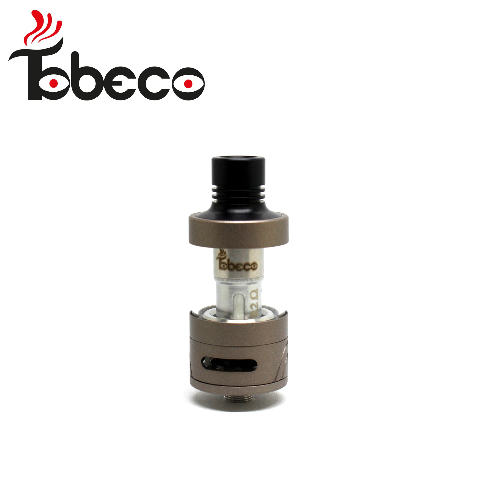 TOBECO AUTHENTIC SUB OHM * MINI * SUPERTANK SUPER TANK CLEAROMIZER TANK 0.2OHM & 0.5OHM COIL