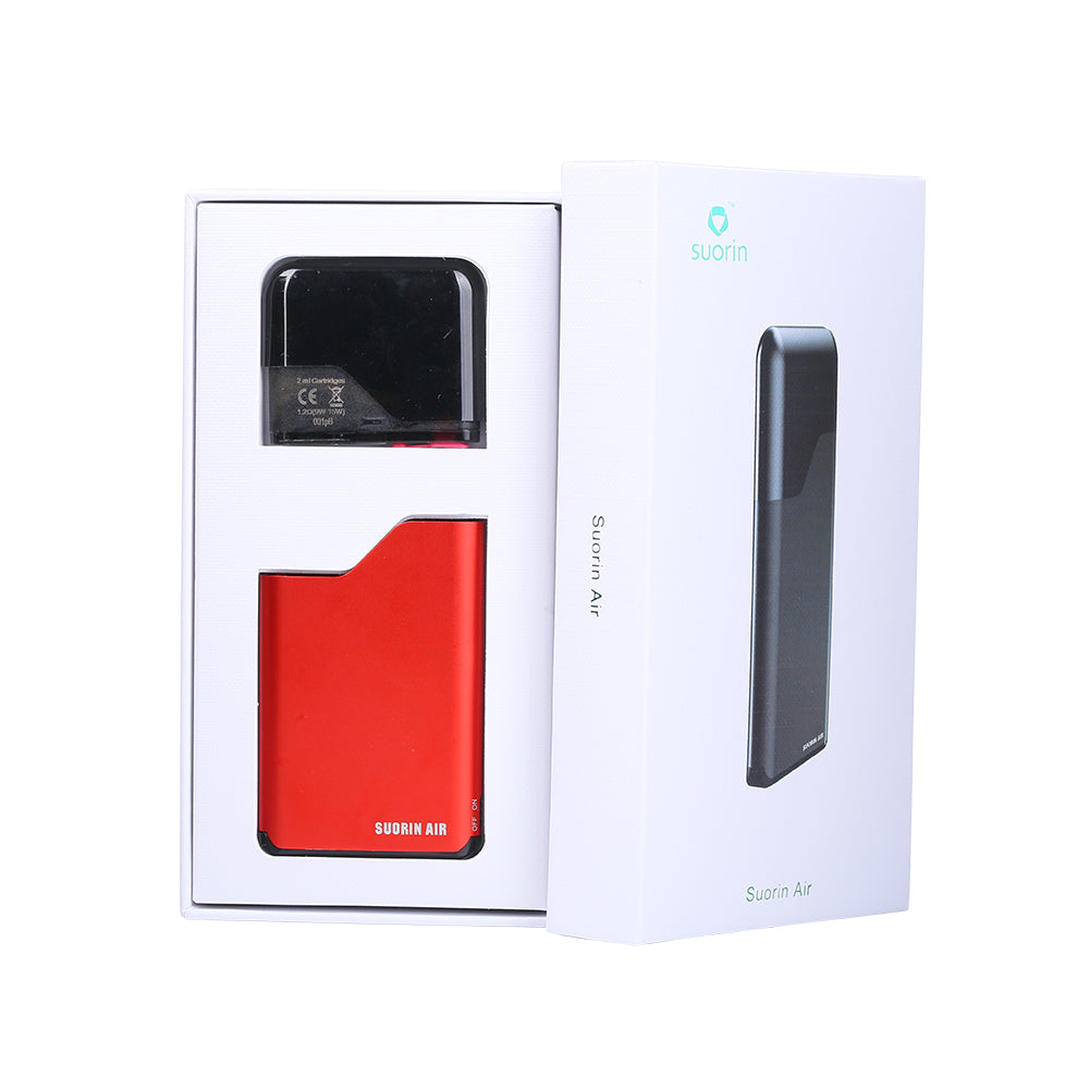 SUORIN AIR V2 400MAH ALL-IN-ONE AIO POD SYSTEM STARTER KIT