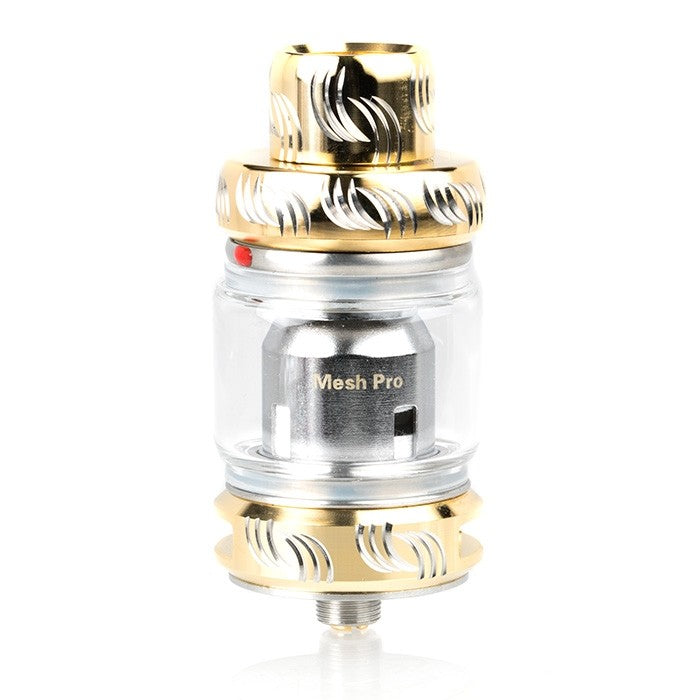 FREEMAX MESH PRO CLEAROMIZER 5ML SUB-OHM TANK METAL, CARBON, & RESIN OPTIONS