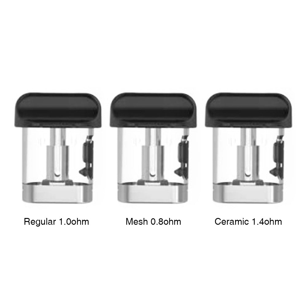 SMOK MICO REPLACEMENT POD CARTRIDGES ACCESSORY 3pk