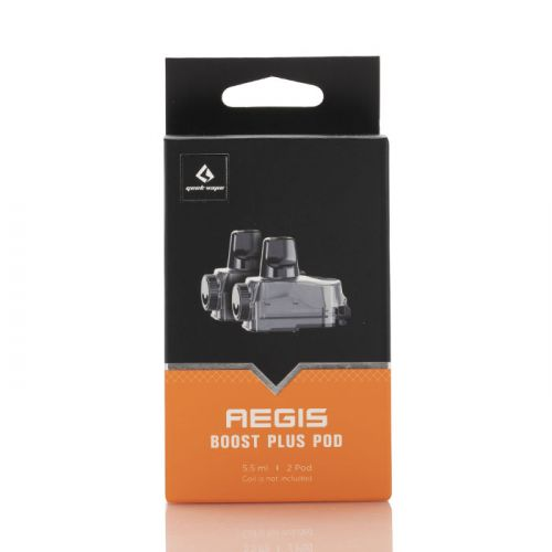 GEEKVAPE GEEK VAPE AEGIS BOOST PLUS REPLACEMENT POD 5.5ML ACCESSORY