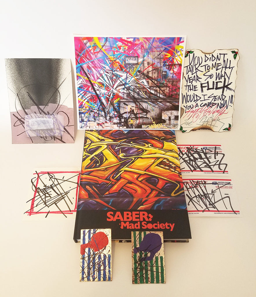 Saber Mad Society Book Box Set....