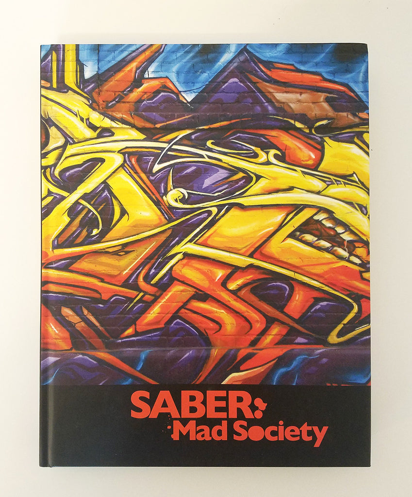 MAD SOCIETY BOOK...