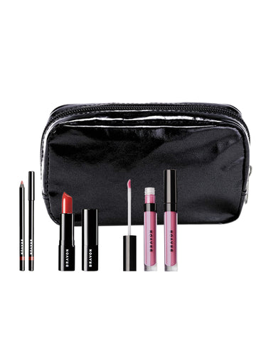 Holiday Lips / 4-Piece Exclusive Gift Set