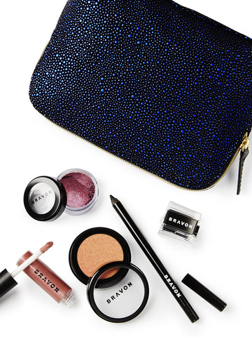 Fabulously Festive 5-Piece Color Collection + Dazzling Luxe Bag
