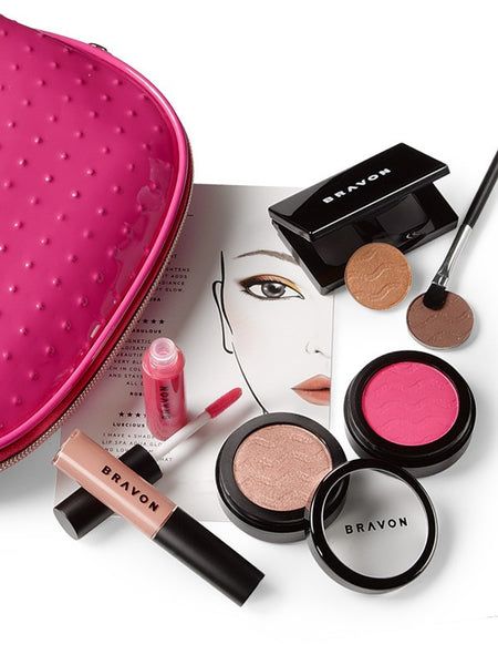 Radiant 7-Piece Color Collection + Luxe bag