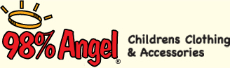 98% Angel - Children's Clothing and Accessories