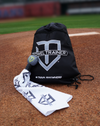Towel Trainer- The best way to do towel drills. Towel Drills, Pitchers Throwing Drills, Pitchers Mechanics, Learn to Throw, Proper Throwing Mechanics, Youth baseball Trainer, Youth baseball, Baseball Training aid, Throwing Aid, Pitching