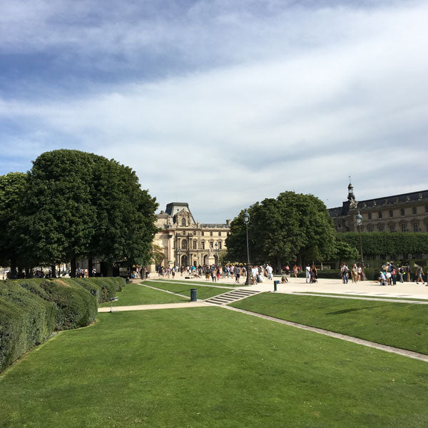 April in Paris:  5 Beautiful Parks & Gardens