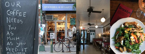 images of Williamsburg Brooklyn Shops and cafes