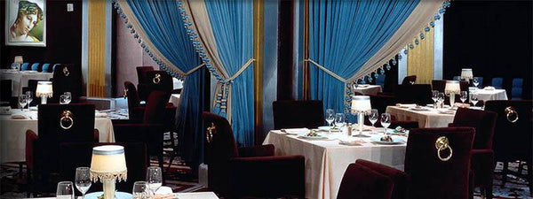 images of Las Vegas restaurant interiors