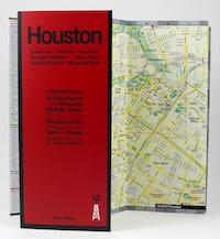 red map of houston