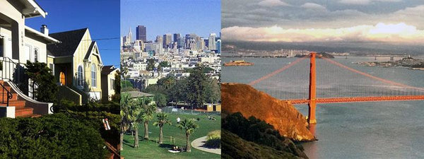 images of San Francisco