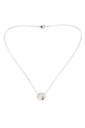 Hawaiian Island Chain Necklace-Silver