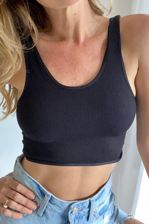 Twist Bra Top