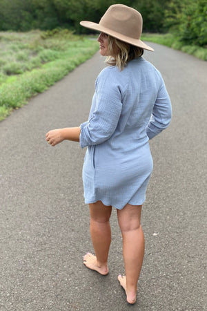 Cloudy Day Tunic