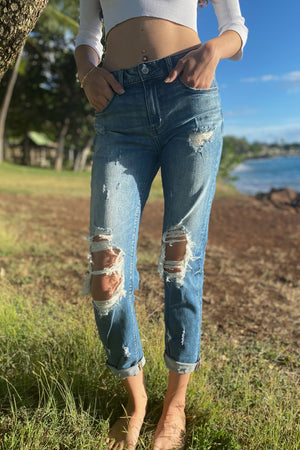 Frankie Girlfriend Jeans