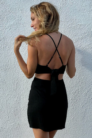 Cut Out Halter