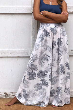 Etched Leaf Pants