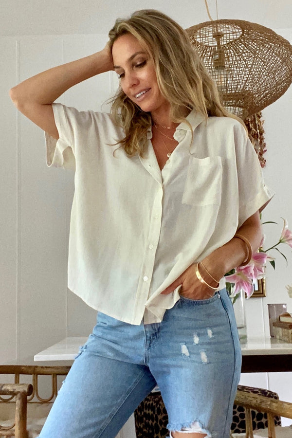 Oxford Gal Blouse
