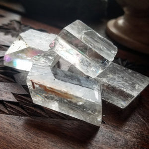 Iceland Spar, the Stone of Clarity