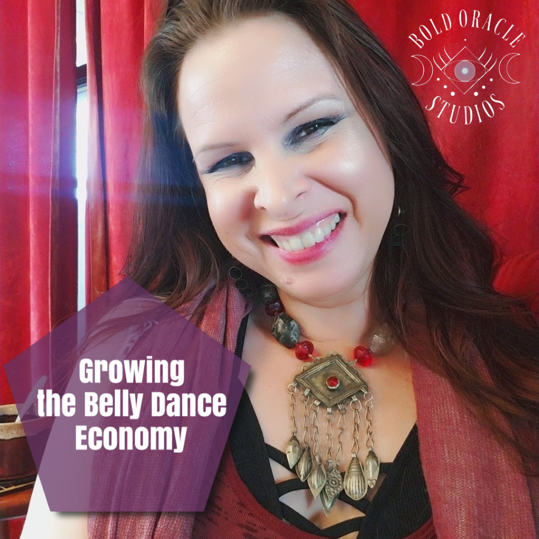 The belly dance economy, attracting paying clients and heightening the art form - Intro (Part 1)