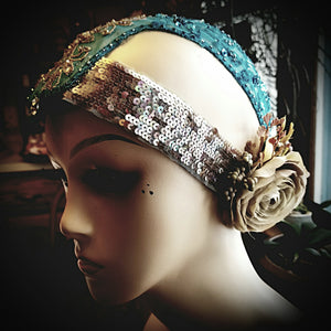 The Bodacious Mermaid Headdress