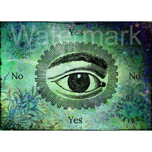 image about Pendulum Board Printable named Magick Printable Electronic Downloads Tagged \