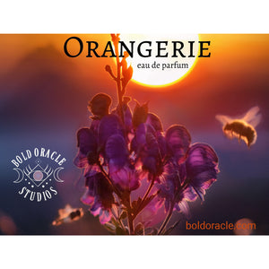 Orangerie, an Orange and Ylang Ylang Eau de Parfum