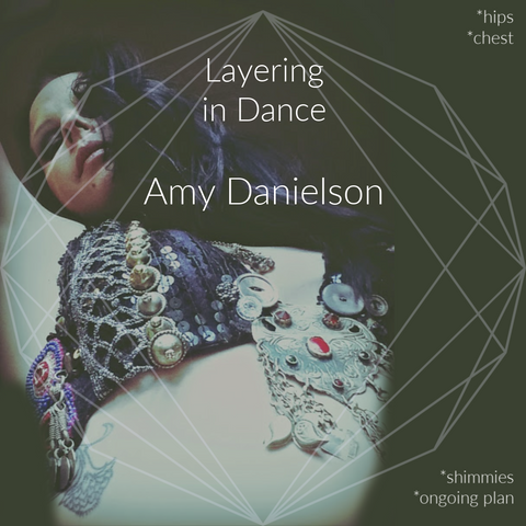 Layering in Dance Workshop with Amy Danielson