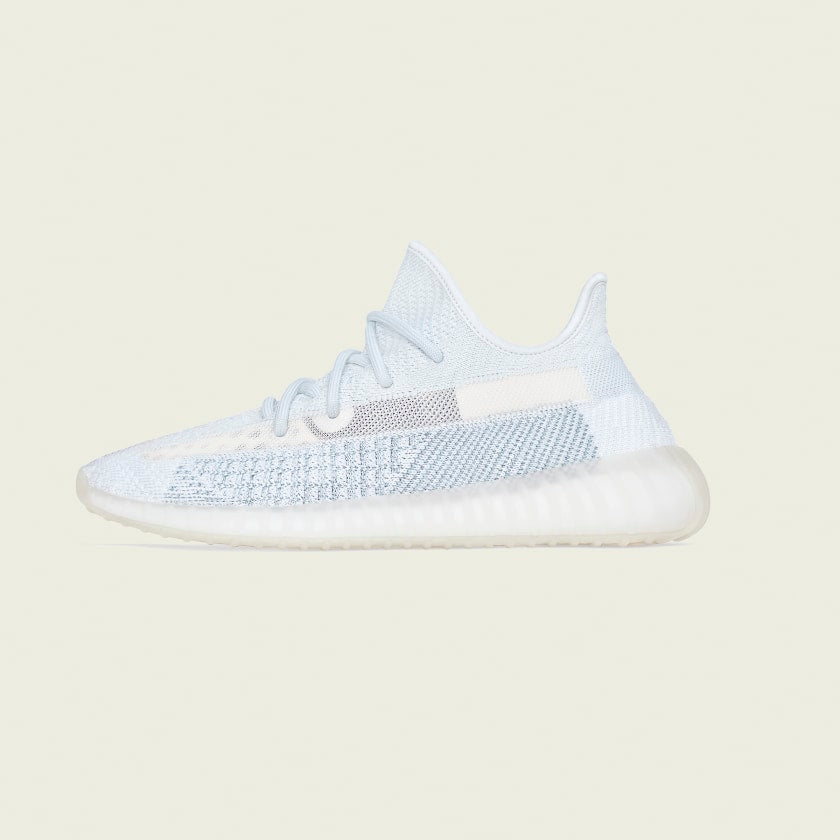 adidas YEEZY Boost 350 V2 Cloud White Non-Reflective
