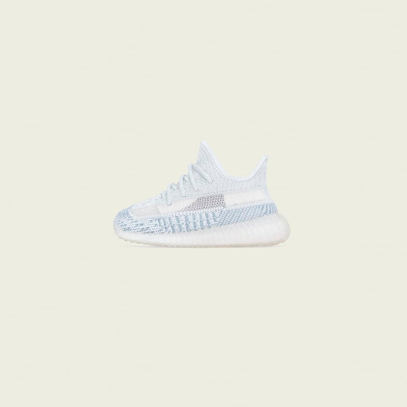 adidas YEEZY Boost 350 V2 Cloud White Non-Reflective Infant