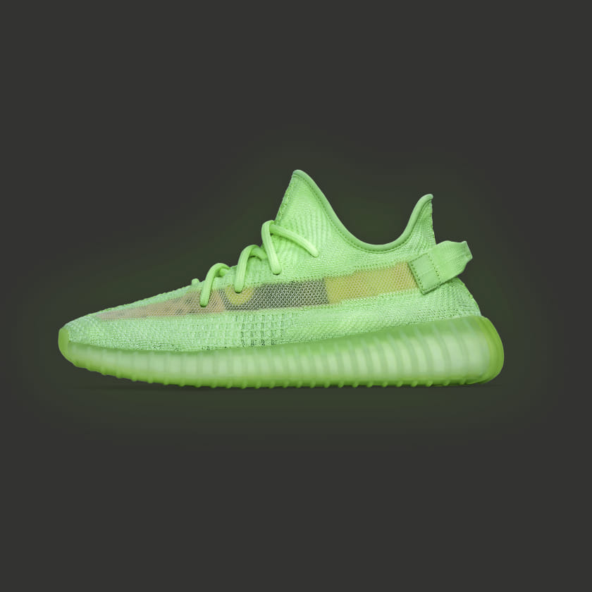 Adidas YEEZY Boost 350 V2 Glow GID (Glow in Dark) - World Wide Drip