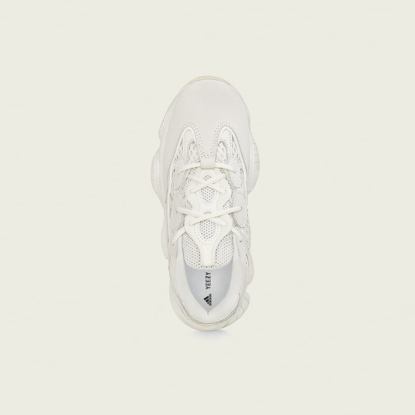 adidas YEEZY 500 Bone White Kids - World Wide Drip