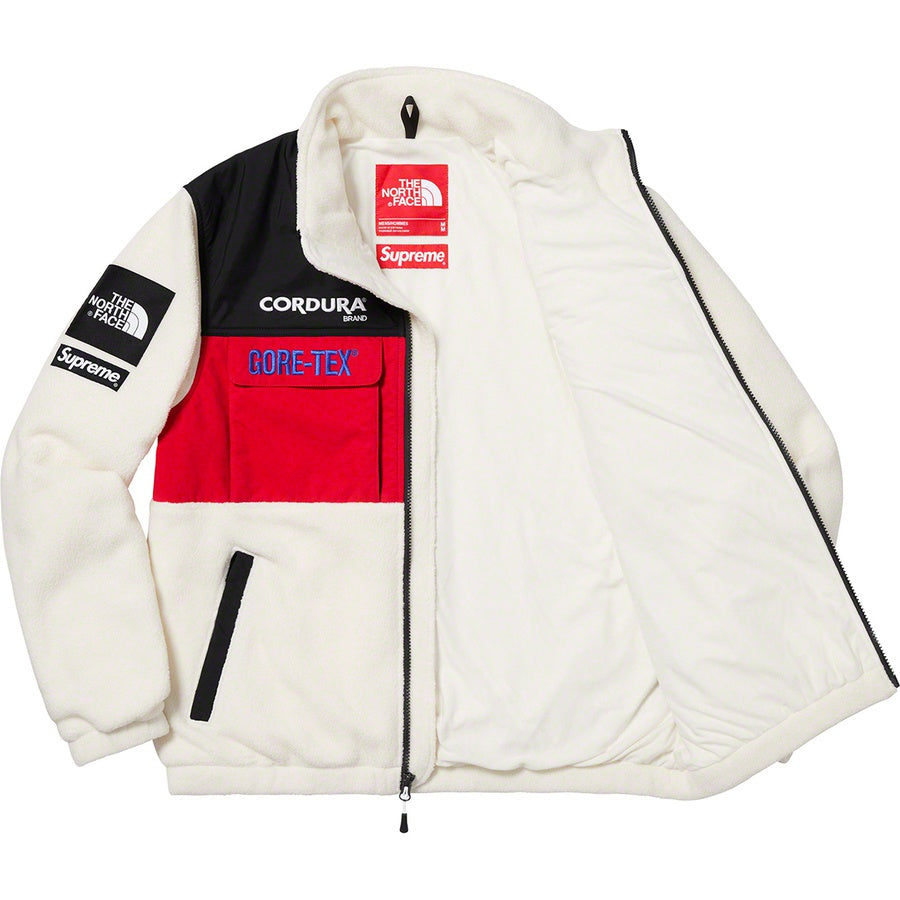 Supreme x The North Face Expedition Fleece Jacket - World Wide Drip