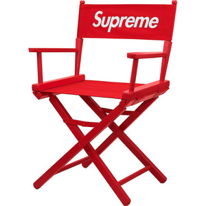 Supreme Director's Chair - World Wide Drip
