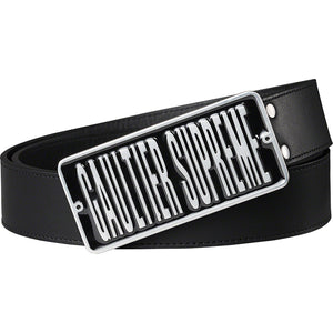 Supreme Jean Paul Gaultier Belt - World Wide Drip