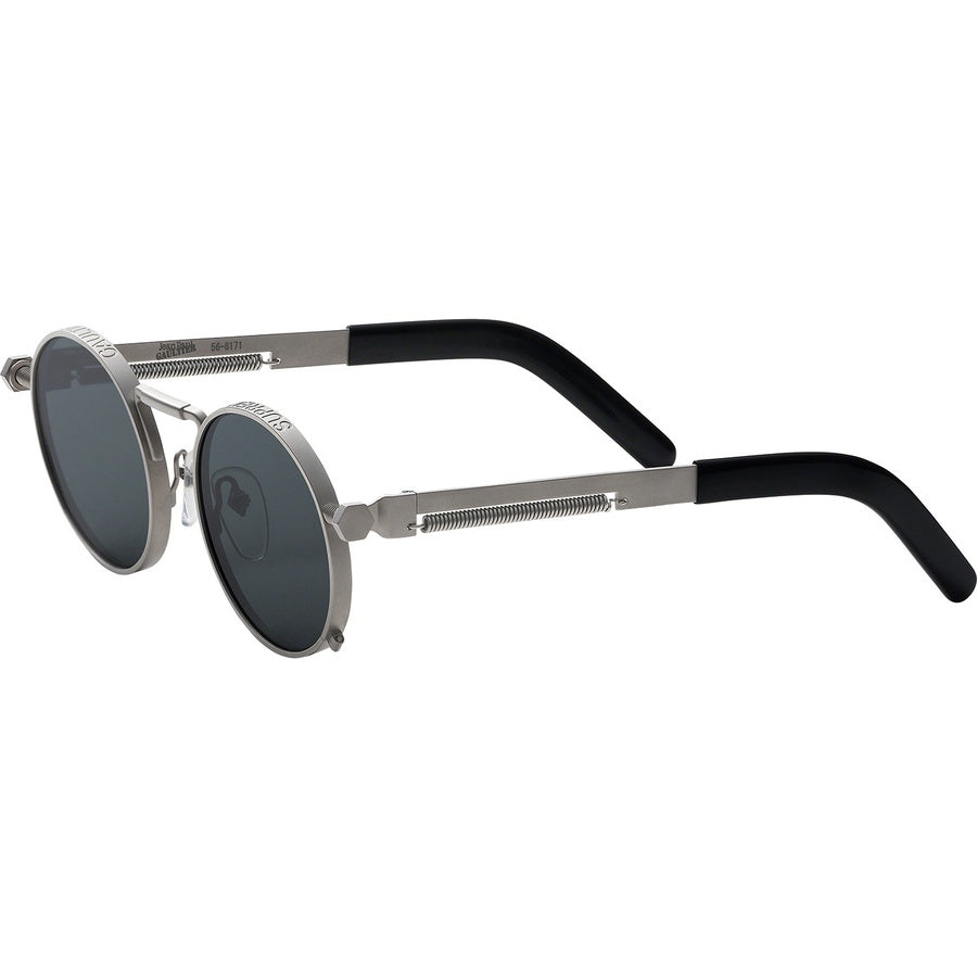 Supreme x Jean Paul Gaultier Sunglasses Silver - World Wide Drip