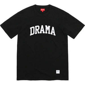 Supreme Drama S/S Top Black