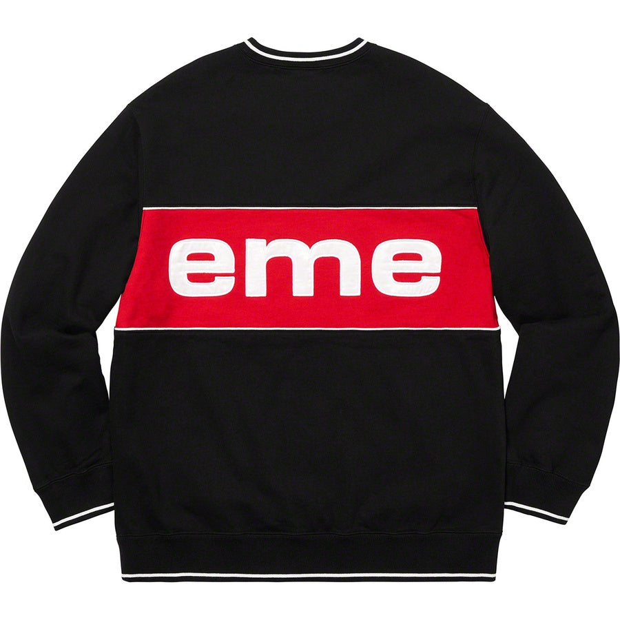 Supreme Piping Crewneck