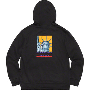 Supreme The North Face Statue of Liberty Hooded Sweatshirt